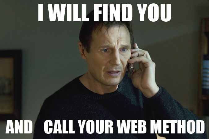 Calling Web Service without WSDL or Web Reference