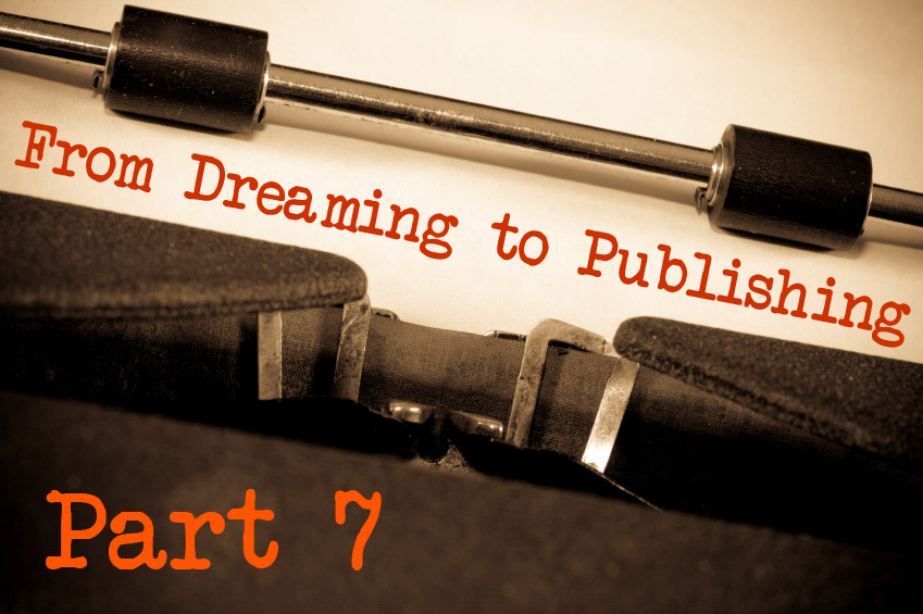 From Dreaming to Publishing: Dialogue beats