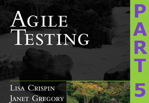 Testing for agile teams: Tests that review the product (#5)