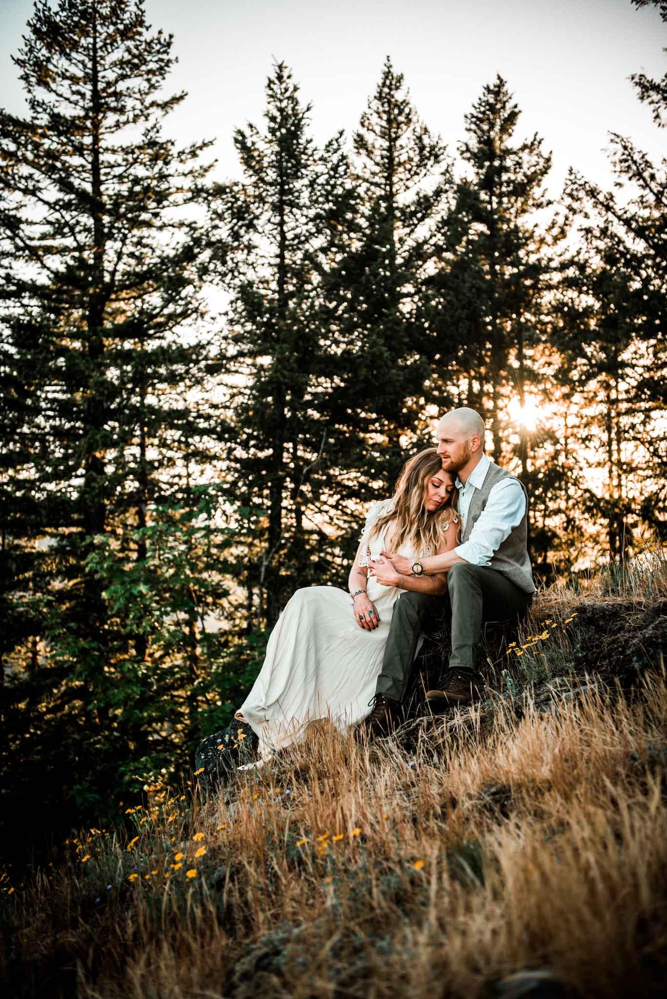 Portland Oregon Engagement Photography