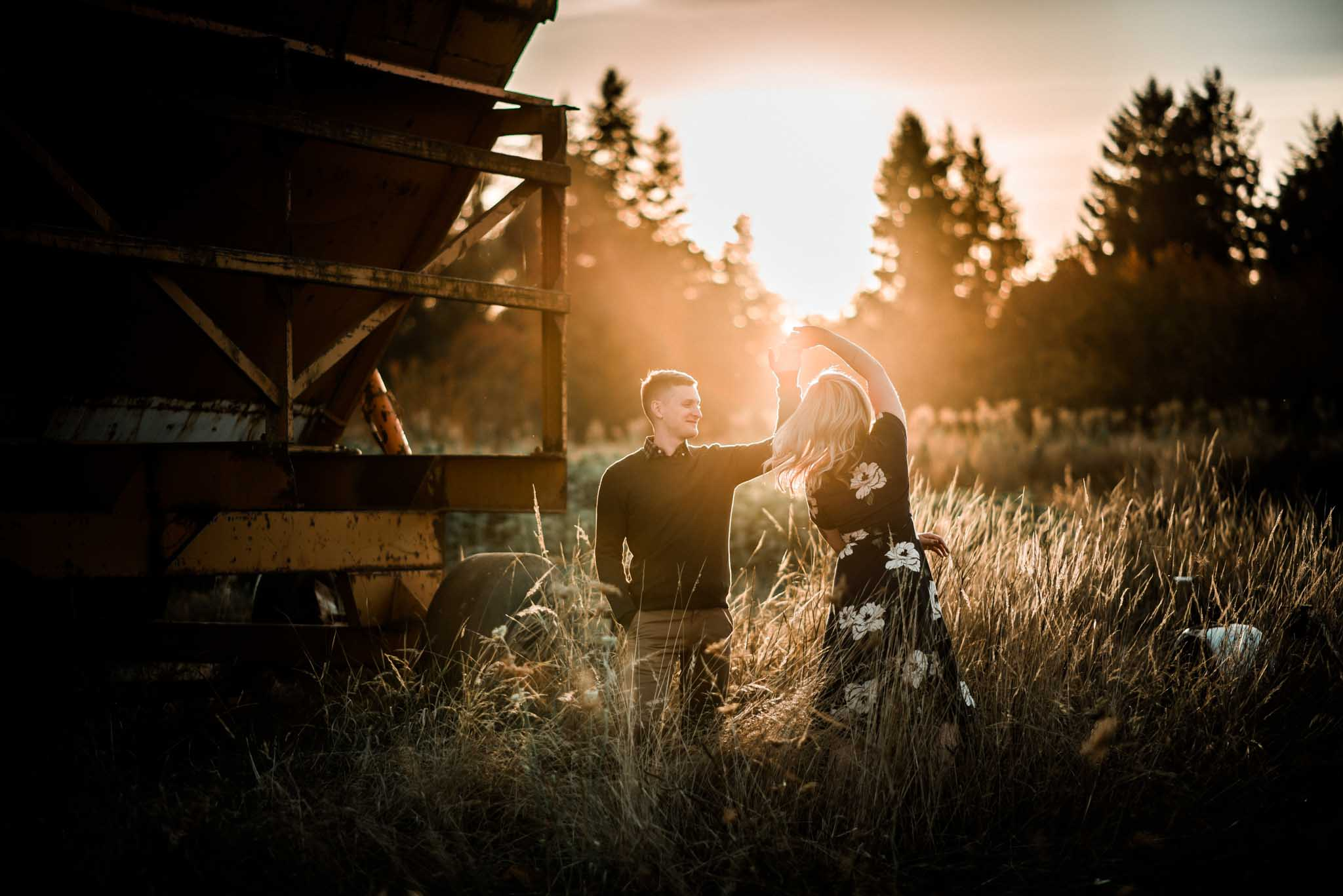 Portland Fall Engagement16
