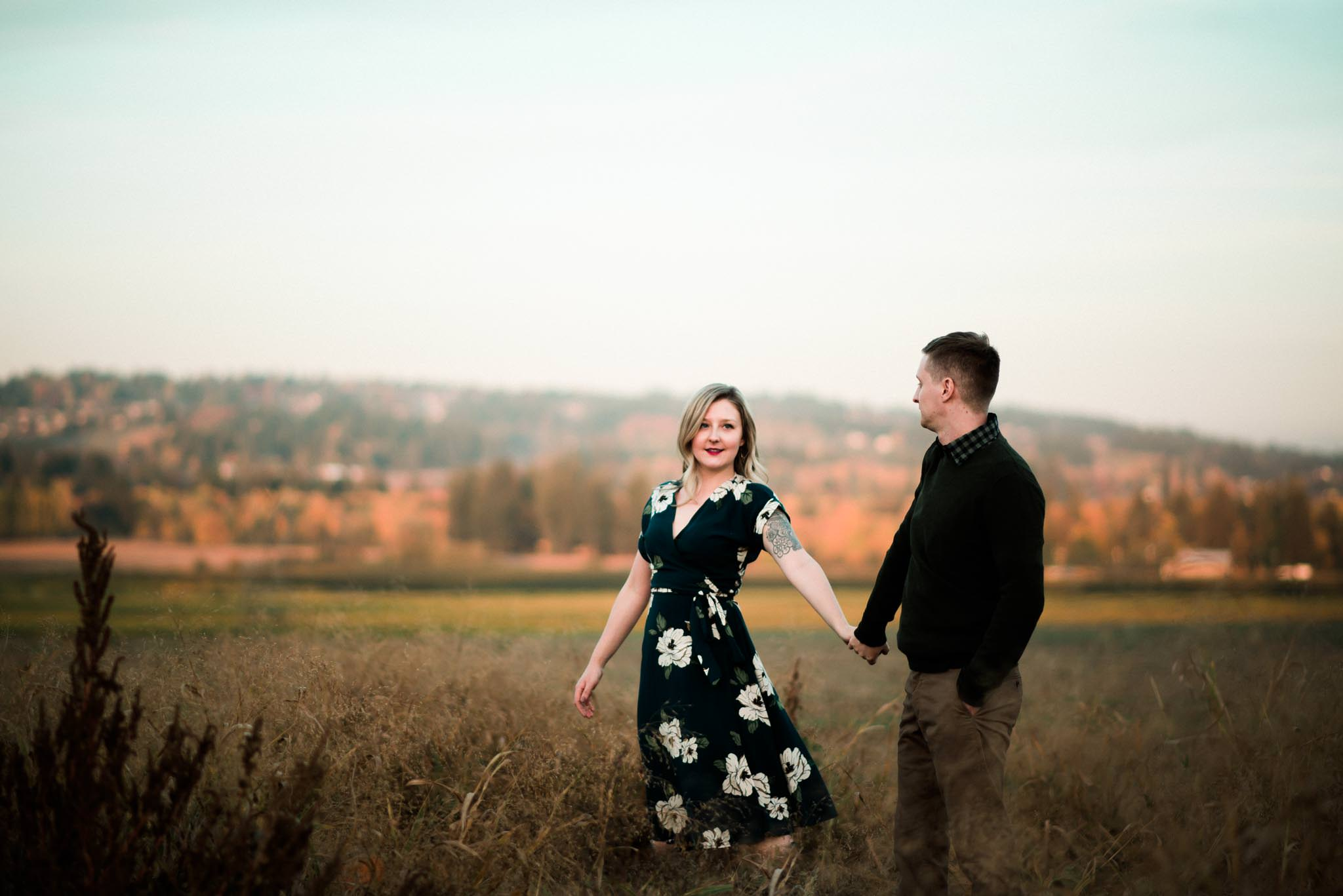 Portland Fall Engagement20