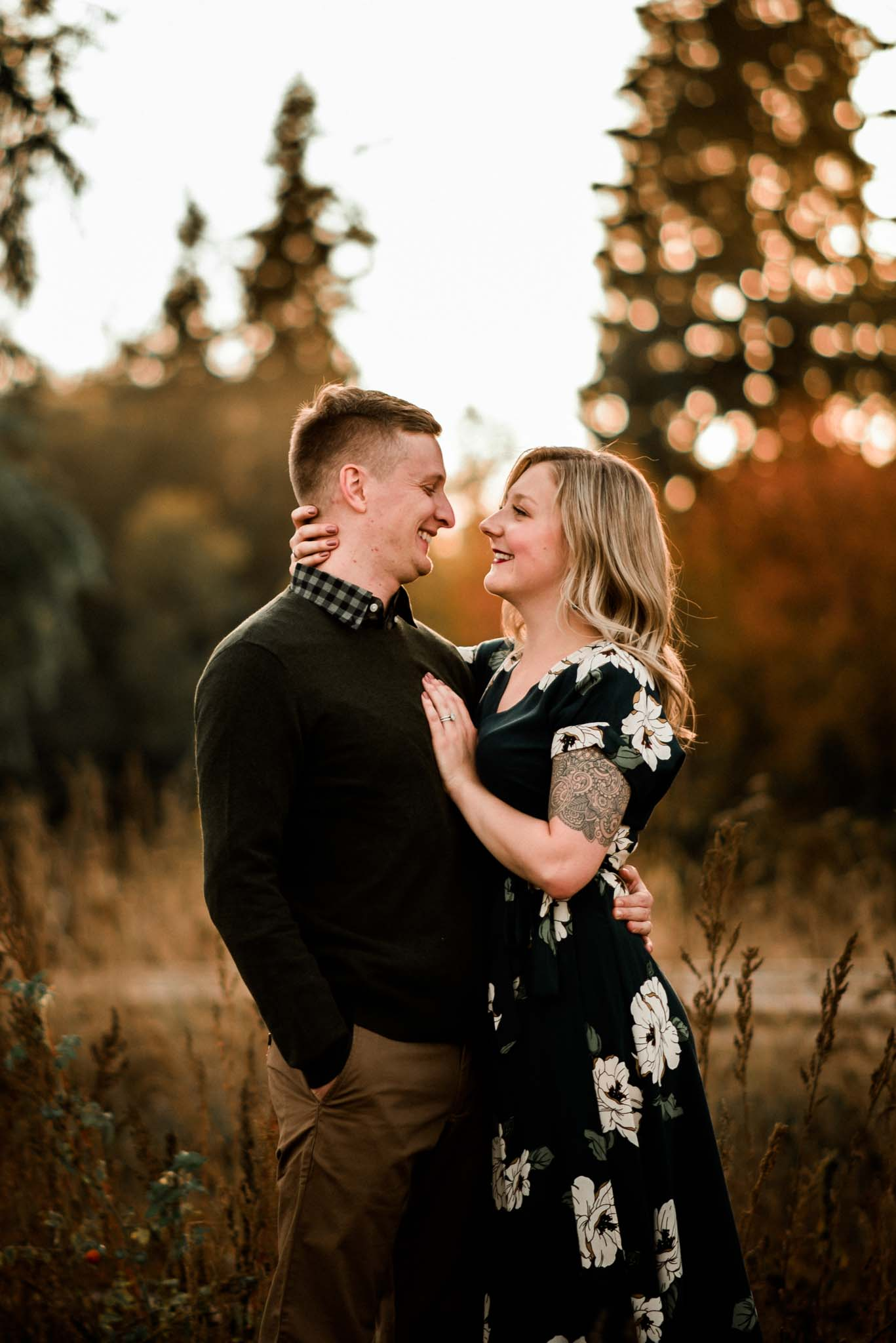 Portland Fall Engagement8