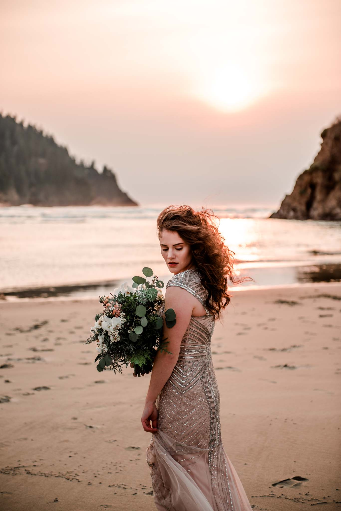 Pacific City Bridal Portraits-5