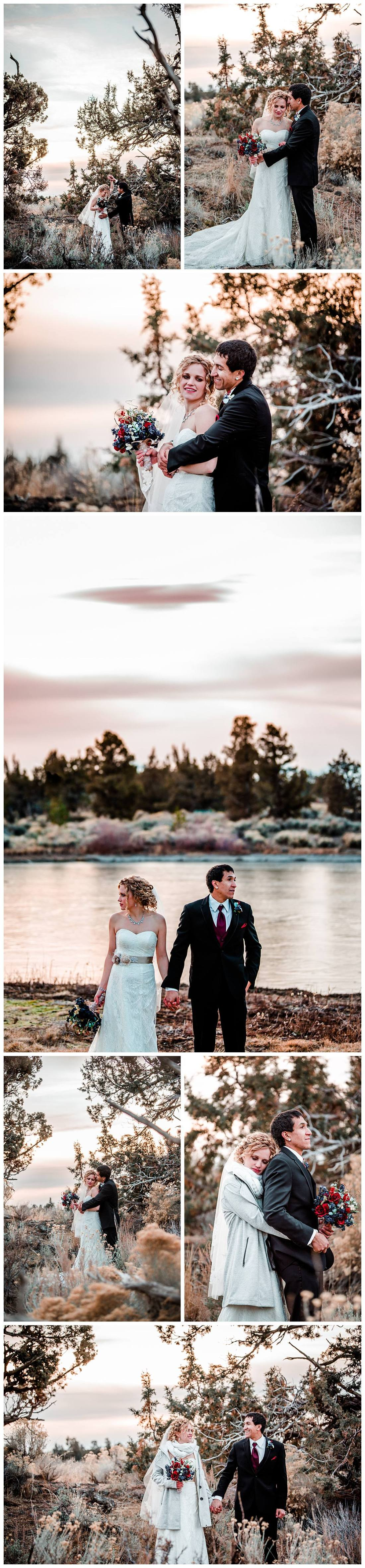 Pronghorn Resort wedding photos by Dionne kraus Photography