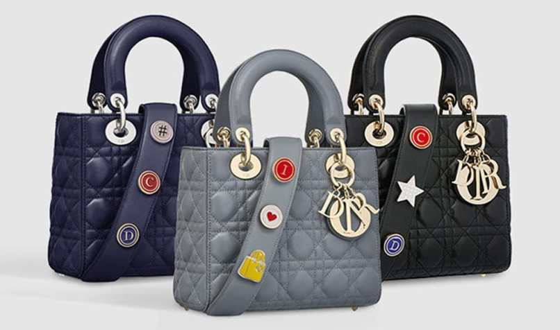 171f438eb22 Lady Dior Mini Solid Color Bag | mountainstyle.co