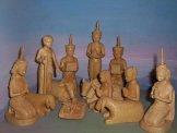 presepe in Cambogia