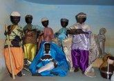 presepe in Senegal
