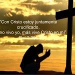 Con Cristo estoy juntamente crucificado -Parte 2