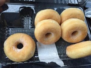 Donut Test: Mini Donuts Aldi Süd