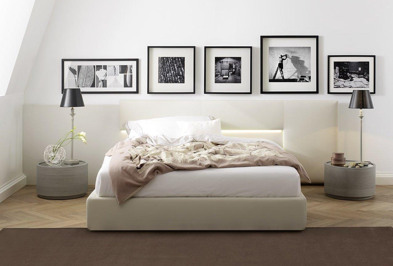 Idee Testiera boiserie per un letto su misura DIOTTICOM