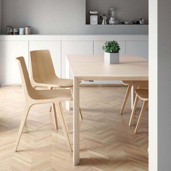 Dal sapiente incrocio del legno e dei tessuti, nascono bellissime sedie di design, nel rispetto costante. Idee Sedie In Legno Moderne 45 Modelli Top 49 Foto Diotti Com