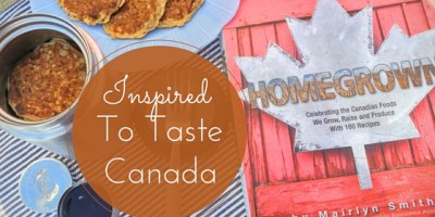 inspired to taste canada