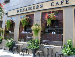 dreamers cafe