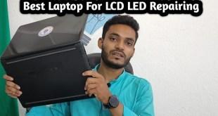 laptop for lcd led repairing work