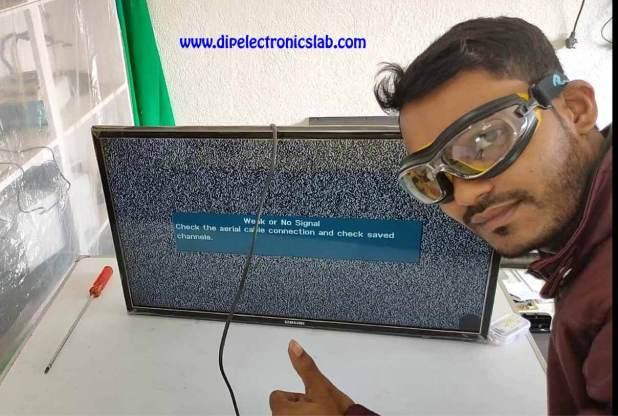 How to LED TV Repair