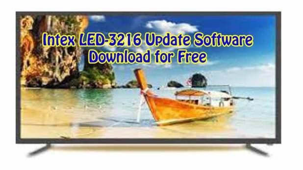 Intex LED-3216 Software Download