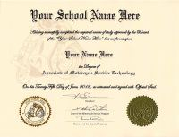 Ontario High School Diploma Template - diploma certificate ...
