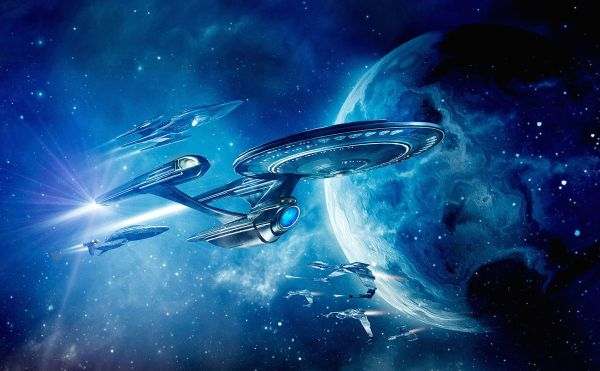 Discovery Star Trek Desktop Background