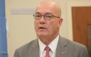 US Ambassador hopeful homosexuality will be legalized within next decade