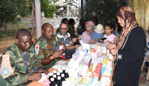 Ghanaian Peacekeepers Provide Free Medical And Dental Care To community In South-Western Lebanon
