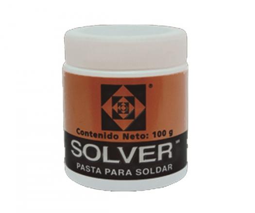 PASTA PARA SOLDAR 300 GR 604 SOLVER