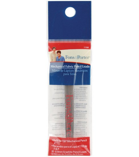 Marking leads by Fons & Porter