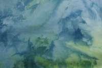 blue green snowdye
