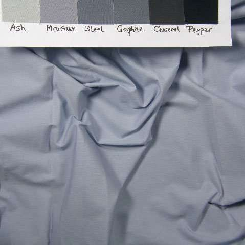 Light grey-violet fabric