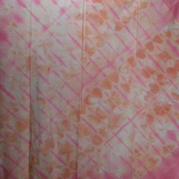 Pink and salmon square