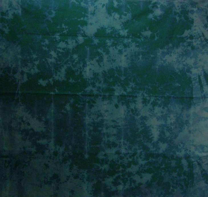 Vat-dyed Willow Green Kona
