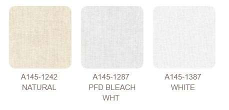 American Made Muslin Colors