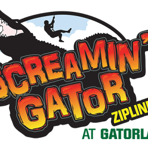 Gator Land Zipline