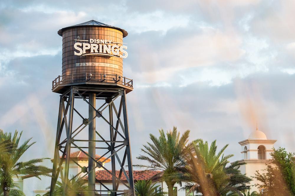 Reopening Disney Springs