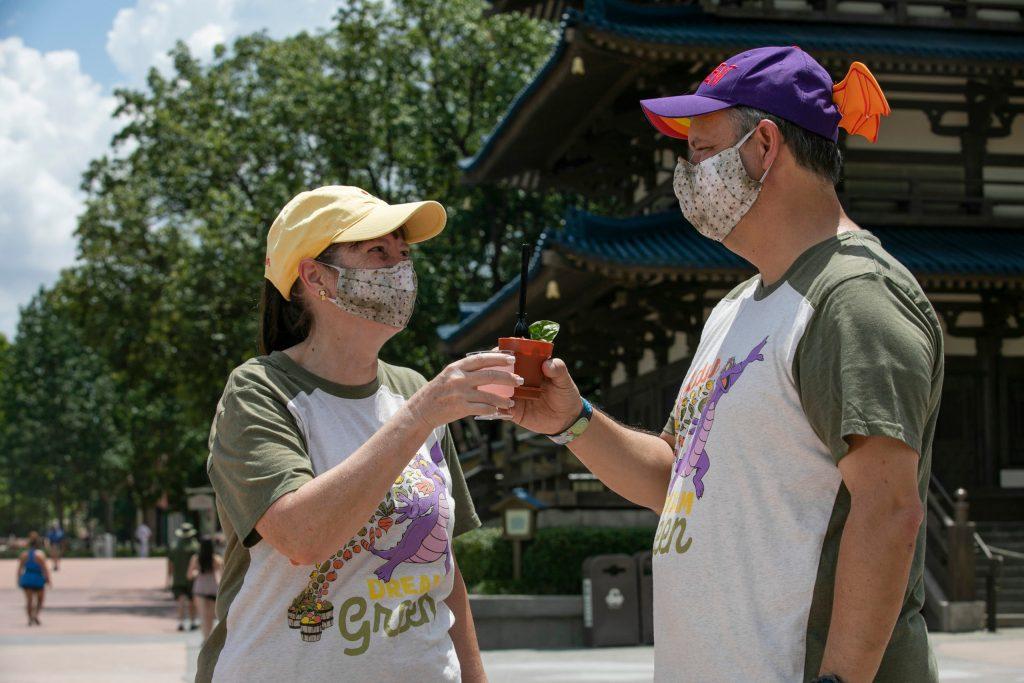 EPCOTInternational Food & Wine Festival begins July 15 atWalt Disney WorldResort!