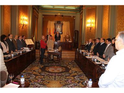 La Diputación aprueba los Presupuestos 2014, con una inversión de 12 millones de € en obras, y otro programa Dipualba Empleo