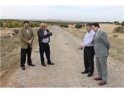 El Pleno de la Diputación aprueba inversiones en obras y carreteras para los pueblos de la provincia, por más de 8 millones de €