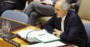 Bashar Ja'afari, Foto de archivo: ONU//JC McIlwaine