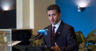 El representante permanente de Bolivia ante la ONU, Sacha Llorenti. Foto de archivo: ONU/ JC Mcllwaine.