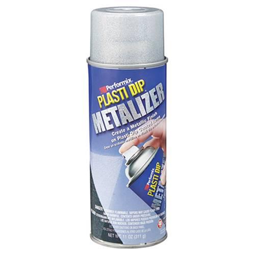 Plasti Dip Metalizer Bright Aluminium