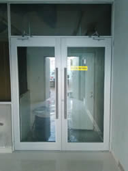 Aluminios Pichardo SA de CV Canceles para Bao