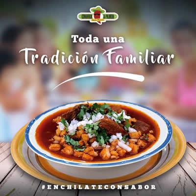 CENADURA LA PALMERA Antojitos Mexicanos pozole menudo gorditas tostadas clautas chimichangas tacos dorados tacos ahogados chimicheese