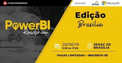 Power BI Roadshow Brasília 2019