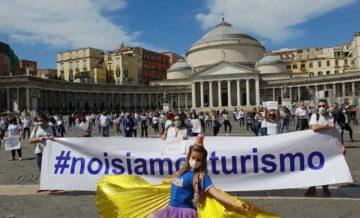 protesta turismo_napoli