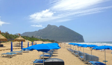 sabaudia spiaggia