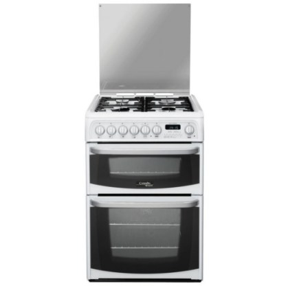 Cannon CH60DHWFS Dual Fuel Cooker