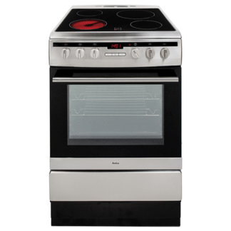 Amica 608CE2TAXX Electric Cooker