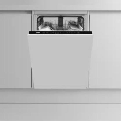 Beko DIS15012 Slimline Integrated Dishwasher