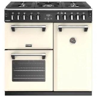 Stoves Richmond Deluxe S900DF Cream Range Cooker