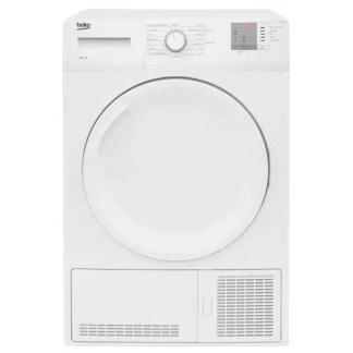 Beko DTGC8101W Condenser Dryer